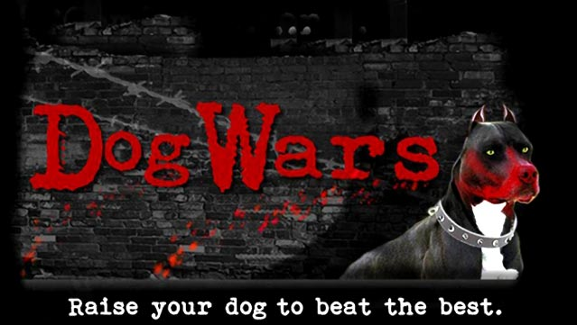 Dog Wars, A New Videogame Google Android App, Glorifies Dog Fighting