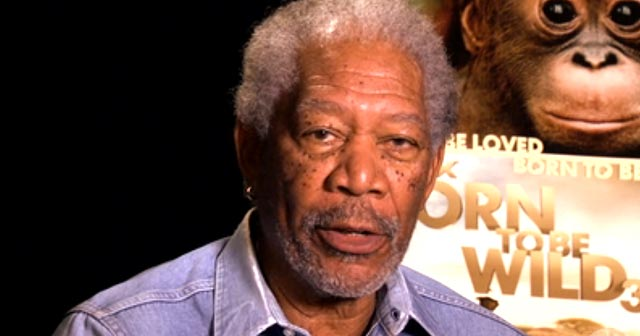 Morgan Freeman On The Importance Of Childhood Pets: Video