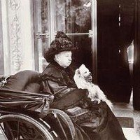 Queen Victoria with Turi