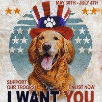 Dog Bless U.S.A.