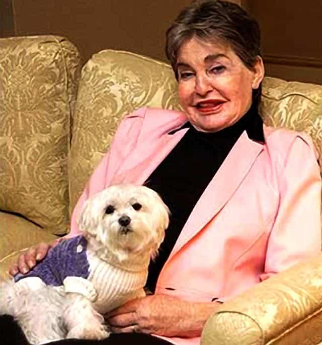 The Death of Trouble, Helmsley's $12 Million Dog, Kept Secret