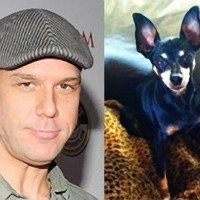 Dane Cook & Dog