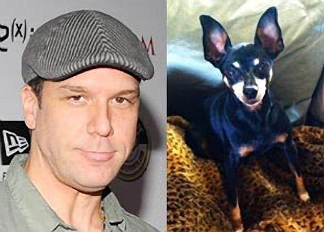 Dane Cook Uses Twitter To Find His Lost Dog