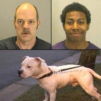 Gilbert D. Dickson and Pierre L. Cabell stole dog and demanded ransom.