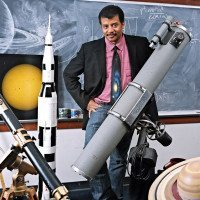 Who Defines Intelligence? An Interview with astrophysicist Neil deGrasse Tyson