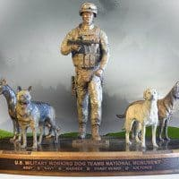 National Monument To Honor Military Dog Teams Service