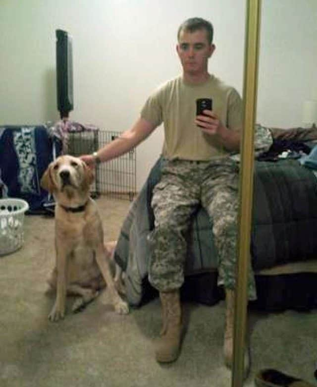 Soldier Returns Home To Discover His Dog Was Sold on Craigslist