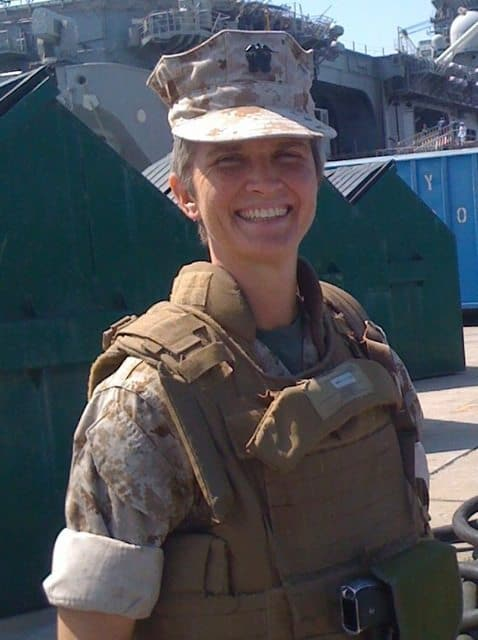 Julie served as a Navy Nurse Corps Officer for 22 years.