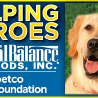Natural Balance Partners Up To Help Working Dogs