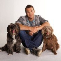 Brandon McMillan will rescue and train 22 dogs in 22 weeks to place in forever homes.