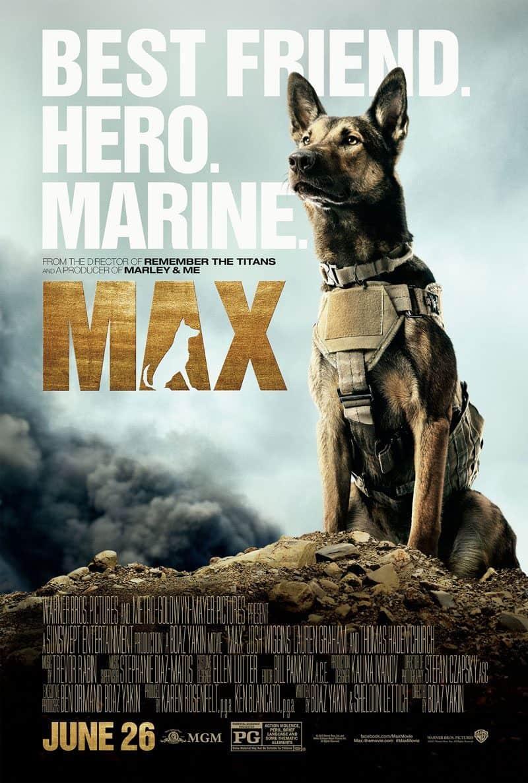 Military Dogs Movie