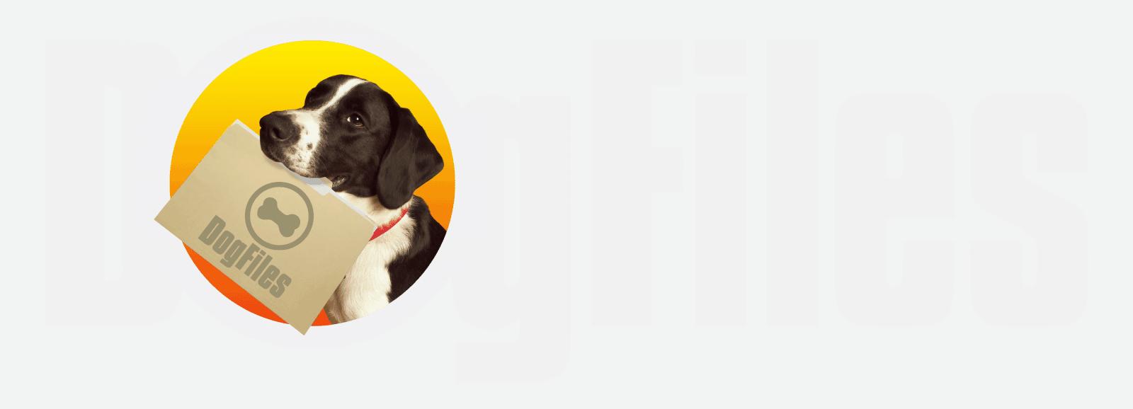 Dog Files Logo
